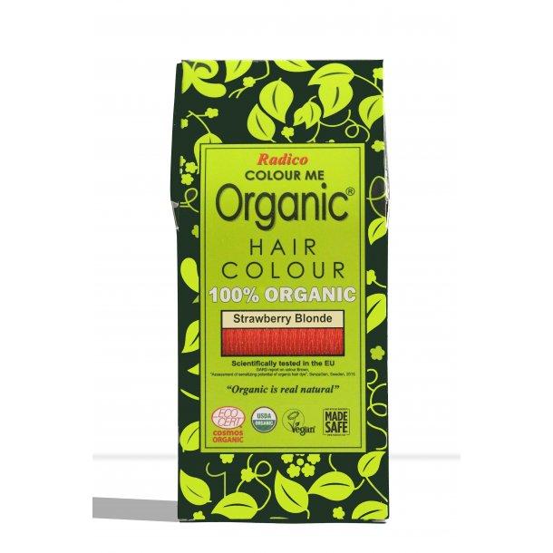 Radico Hårfarve - Jordbær Blond - Økologisk