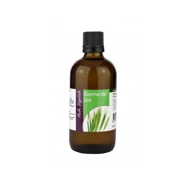 Økologisk Hvedekim olie - 100 ml.