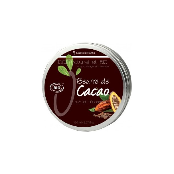 Økologisk Shea Butter Kakao - 150 ml.