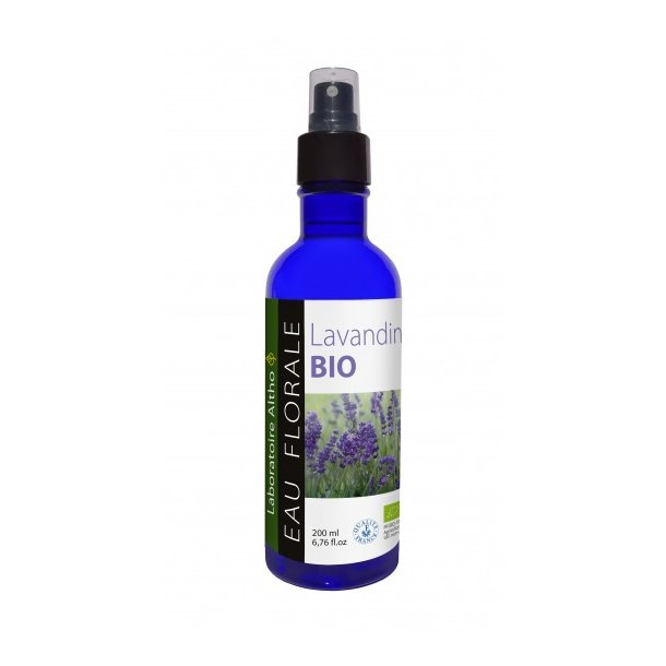 Økologisk Blomstervand - Lavendel Super – 200 ml.