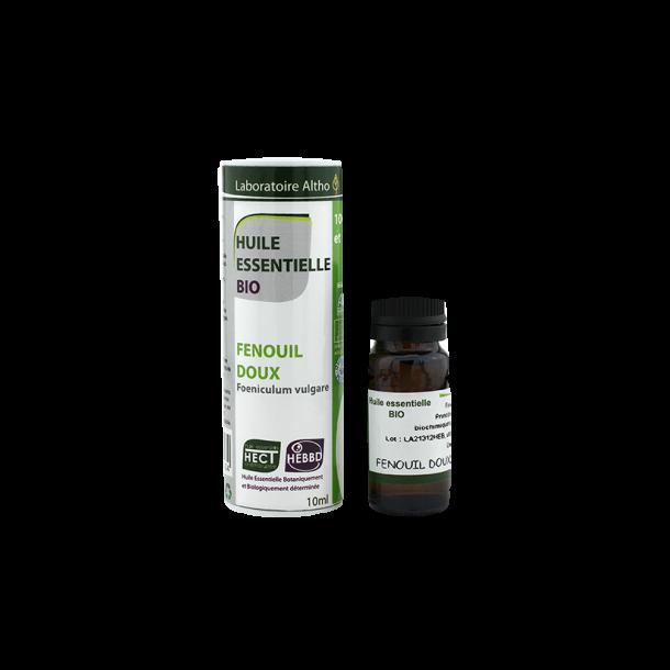 Økologisk Fennikel olie – 10 ml.