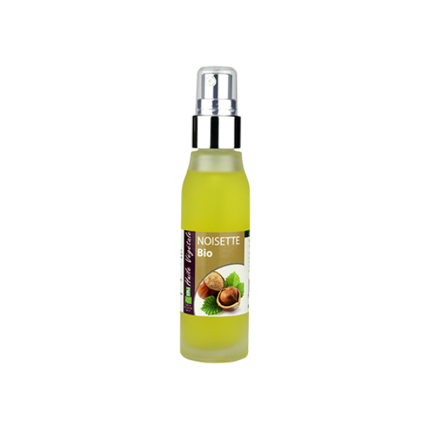 Økologisk Hasselnød olie - 50 ml.