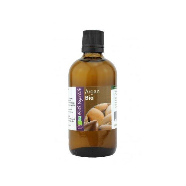 Økologisk Argan olie – 100 ml.