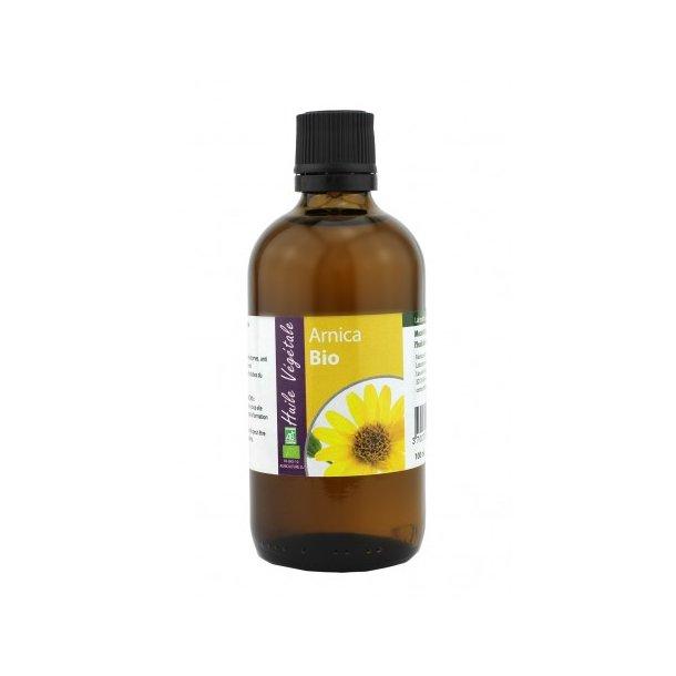 Økologisk Arnica olie – 100 ml.