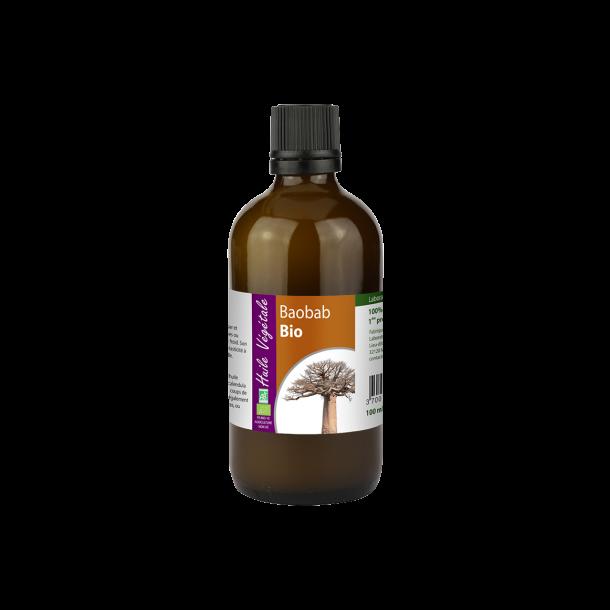Økologisk Baobab olie – 100 ml.