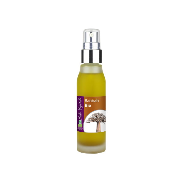 Økologisk Baobab olie – 50 ml.