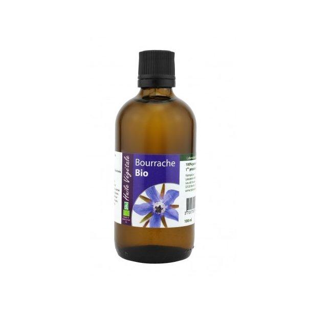 Økologisk Borage olie - 100 ml.