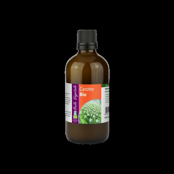 Økologisk Gulerodsolie – 100 ml.