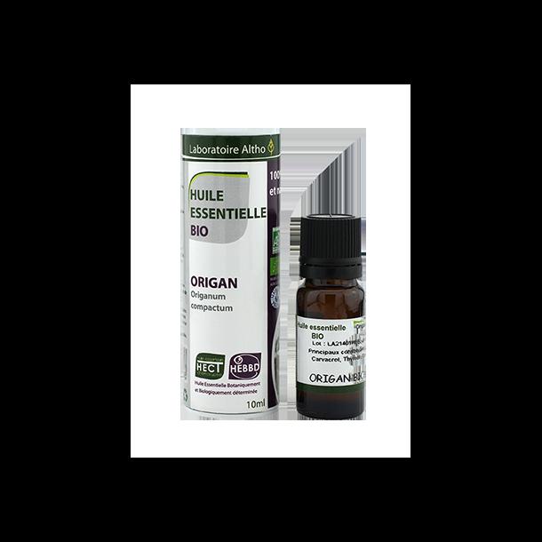 Økologisk Oregano Olie - 10 ml.