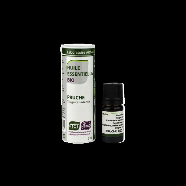 Økologisk Canadisk Hemlock olie - 5 ml.